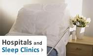 Hospitals and Sleep Clinics Click Here